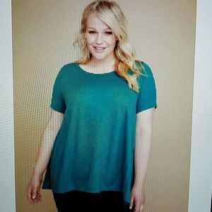 Shimmer Trapeze Tee 22/24